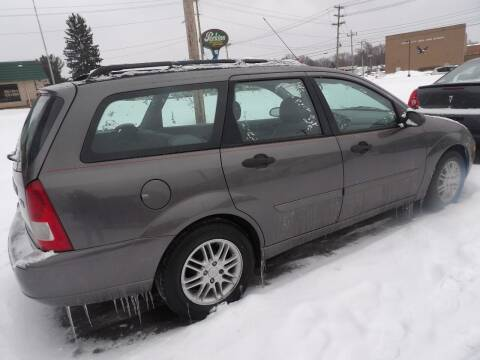 2003 Ford Focus for sale at English Autos in Grove City PA