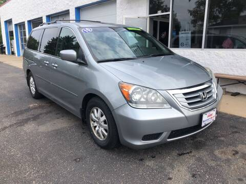 2010 Honda Odyssey for sale at Budget Auto in Appleton WI