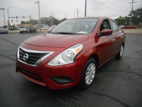 2019 Nissan Versa for sale at Windsor Auto Sales in Loves Park IL