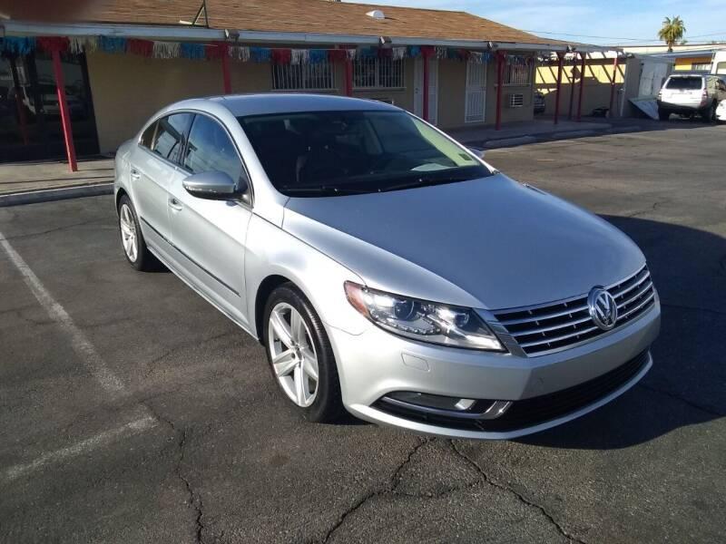 2013 Volkswagen CC for sale at Car Spot in Las Vegas NV