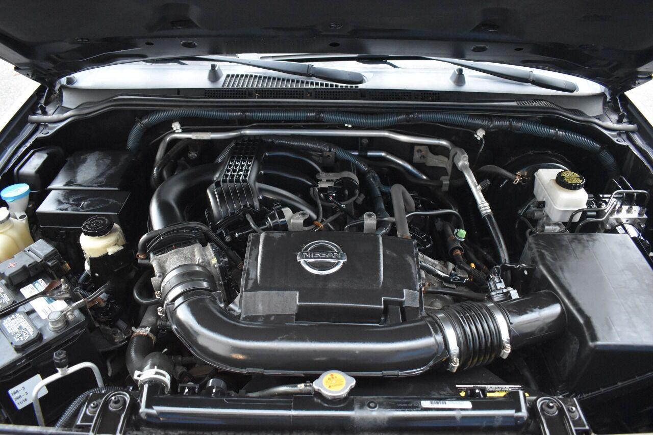 2010 Nissan Xterra S 4×4 4dr SUV full
