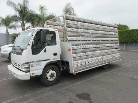 2007 Isuzu NPR for sale at Vehicle Center in Rosemead CA