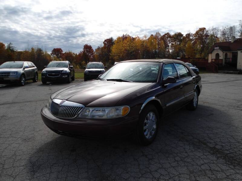 2002 Lincoln Continental for sale at Route 111 Auto Sales in Hampstead NH