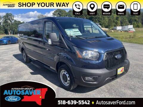 2021 Ford Transit Crew for sale at Autosaver Ford in Comstock NY