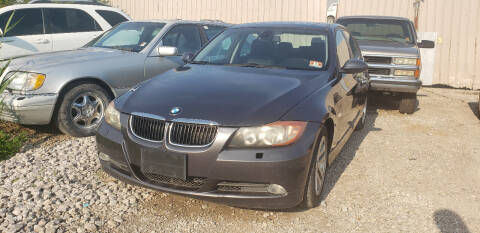 2007 BMW 3 Series for sale at EHE Auto Sales in Marine City MI