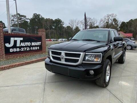 2011 RAM Dakota for sale at J T Auto Group in Sanford NC