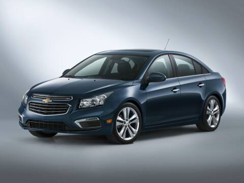 2015 Chevrolet Cruze for sale at Hi-Lo Auto Sales in Frederick MD