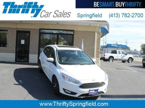 2018 Ford Focus for sale at Thrifty Car Sales Springfield in Springfield MA