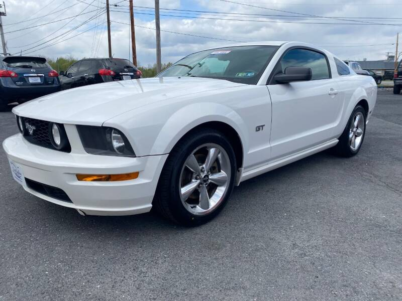 2008 Ford Mustang for sale at Clear Choice Auto Sales in Mechanicsburg PA