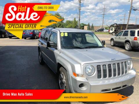 2008 Jeep Patriot for sale at Drive Max Auto Sales in Warren MI