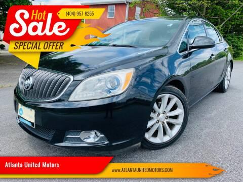 2013 Buick Verano for sale at Atlanta United Motors in Buford GA