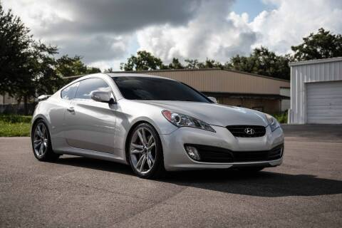 2011 Hyundai Genesis Coupe for sale at Exquisite Auto in Sarasota FL