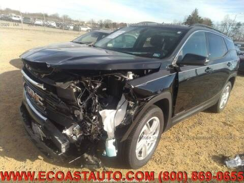 2018 GMC Terrain for sale at East Coast Auto Source Inc. in Bedford VA