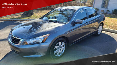 2010 Honda Accord for sale at AMG Automotive Group in Cumming GA