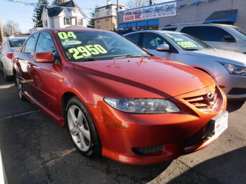 2004 Mazda MAZDA6 for sale at M & R Auto Sales INC. in North Plainfield NJ