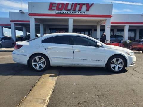 2014 Volkswagen CC for sale at EQUITY AUTO CENTER in Phoenix AZ