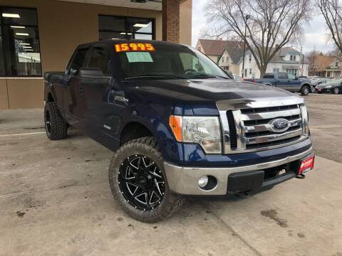 2012 Ford F-150 for sale at Arandas Auto Sales in Milwaukee WI