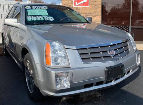 2004 Cadillac SRX for sale at American Motors Inc. - Belleville in Belleville IL