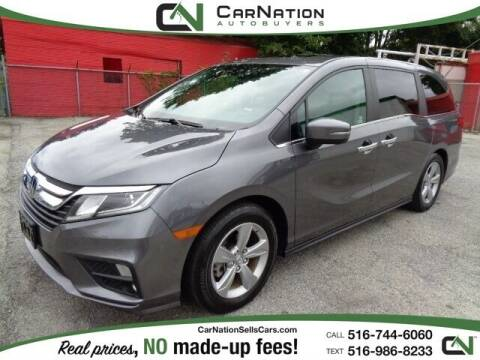 2019 Honda Odyssey for sale at CarNation AUTOBUYERS Inc. in Rockville Centre NY