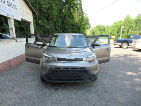 2014 Kia Soul for sale at Mc Calls Auto Sales in Brewton AL