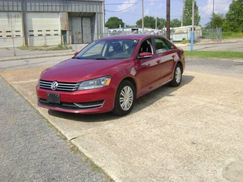 2015 Volkswagen Passat for sale at Memphis Auto Sales in Memphis TN