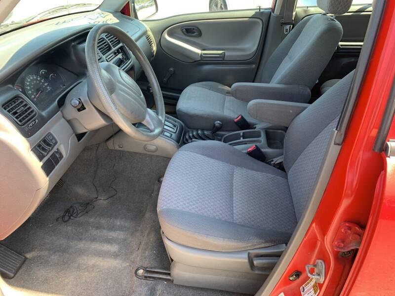 2004 Chevrolet Tracker 4WD 4dr SUV - Cloverdale VA