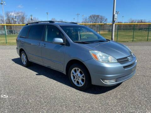 2004 Toyota Sienna for sale at Cars With Deals in Lyndhurst NJ