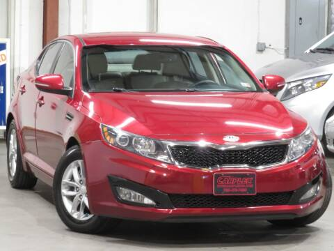 2013 Kia Optima for sale at CarPlex in Manassas VA