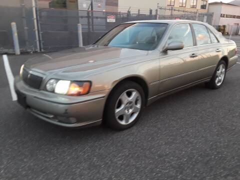 1999 Infiniti Q45 for sale at Autos Under 5000 + JR Transporting in Island Park NY