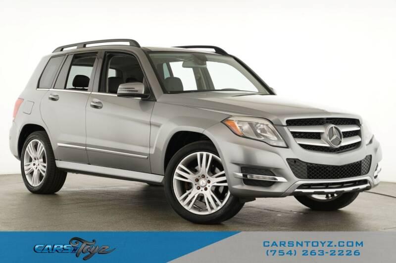 2013 Mercedes-Benz GLK for sale in Hollywood, FL