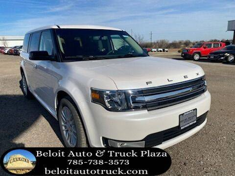 2018 Ford Flex for sale at BELOIT AUTO & TRUCK PLAZA INC in Beloit KS