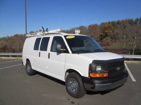 2010 Chevrolet Express Cargo for sale at Tri Town Truck Sales LLC in Watertown CT