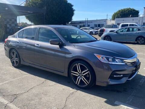 2017 Honda Accord for sale at Ivys Motorsport in Los Angeles CA