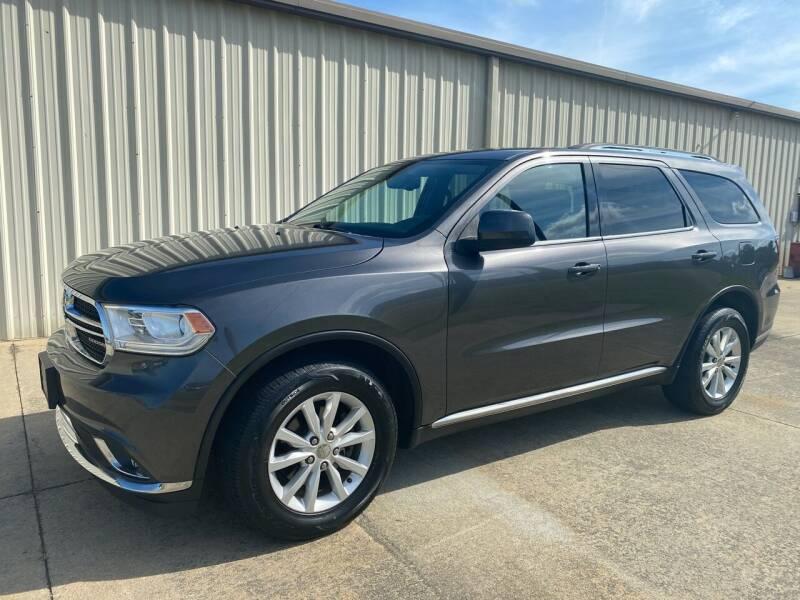 2014 Dodge Durango for sale at Freeman Motor Company in Lawrenceville VA