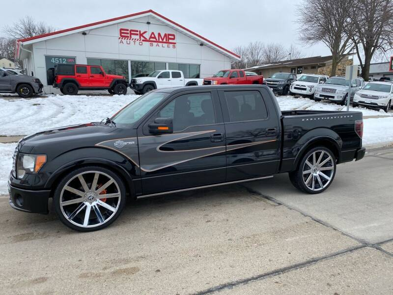 2012 Ford F-150 for sale at Efkamp Auto Sales LLC in Des Moines IA