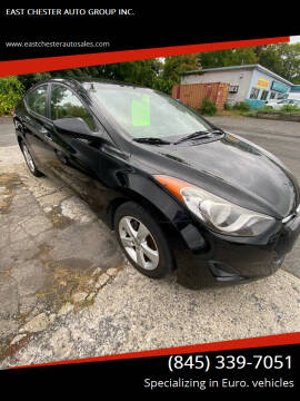 2011 Hyundai Elantra for sale at EAST CHESTER AUTO GROUP INC. in Kingston NY