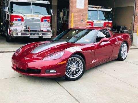2007 Chevrolet Corvette for sale at JMAC IMPORT AND EXPORT STORAGE WAREHOUSE in Bloomfield NJ