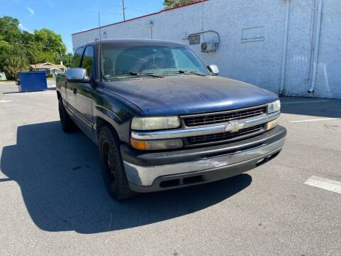 2002 Chevrolet Silverado 1500 for sale at Consumer Auto Credit in Tampa FL