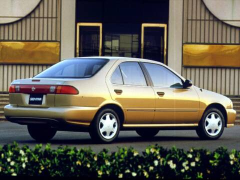 1999 Nissan Sentra for sale at Hi-Lo Auto Sales in Frederick MD