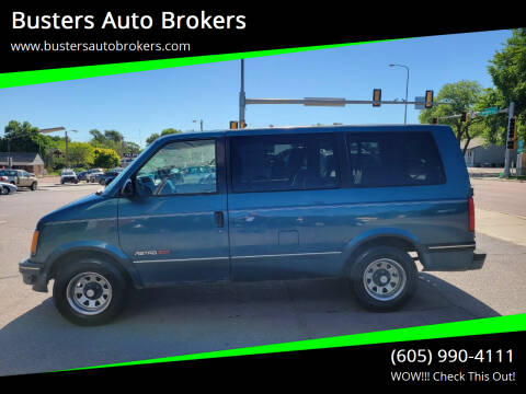 1994 Chevrolet Astro for sale at Busters Auto Brokers in Mitchell SD