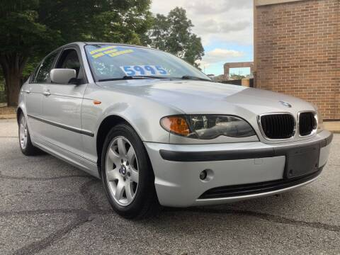 2005 BMW 3 Series for sale at Active Auto Sales Inc in Philadelphia PA