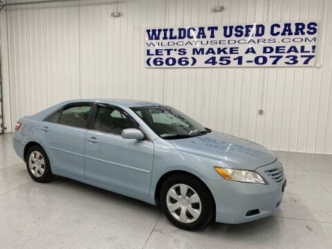 2007 Toyota Camry for sale at Wildcat Used Cars in Somerset KY