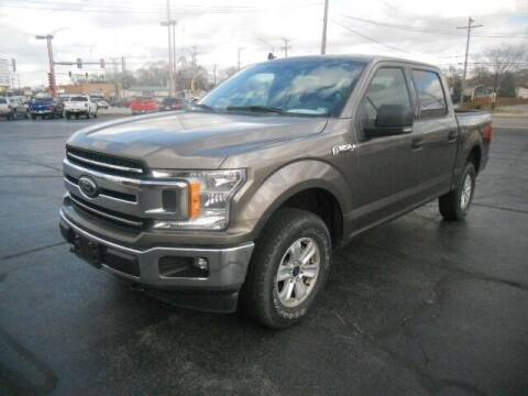 2019 Ford F-150 for sale at Windsor Auto Sales in Loves Park IL