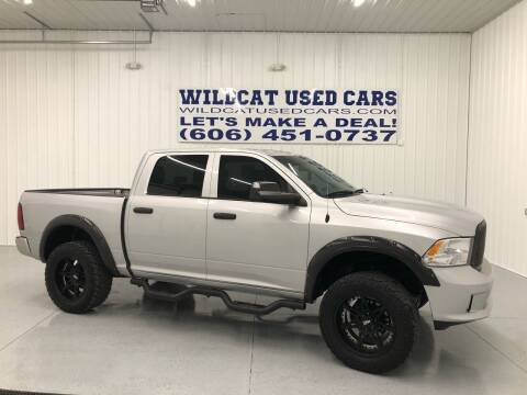 2015 RAM Ram Pickup 1500 for sale at Wildcat Used Cars in Somerset KY