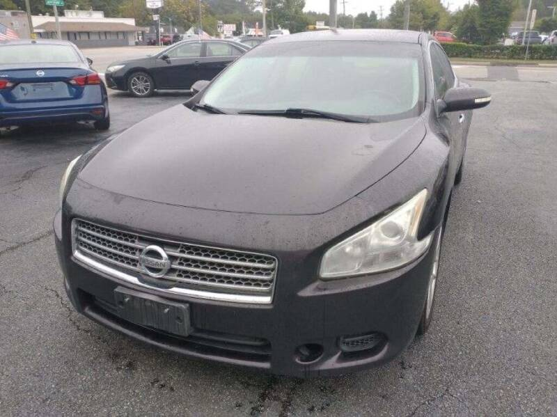 2011 Nissan Maxima for sale at Dad's Auto Sales in Newport News VA