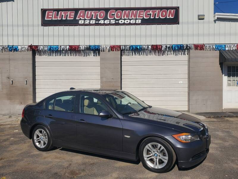 2008 BMW 3 Series for sale at Elite Auto Connection in Conover NC