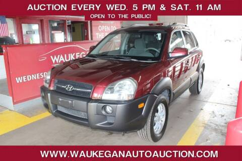 2006 Hyundai Tucson for sale at Waukegan Auto Auction in Waukegan IL