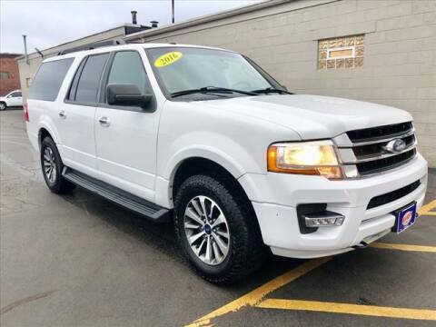 2016 Ford Expedition EL for sale at Richardson Sales & Service in Highland IN