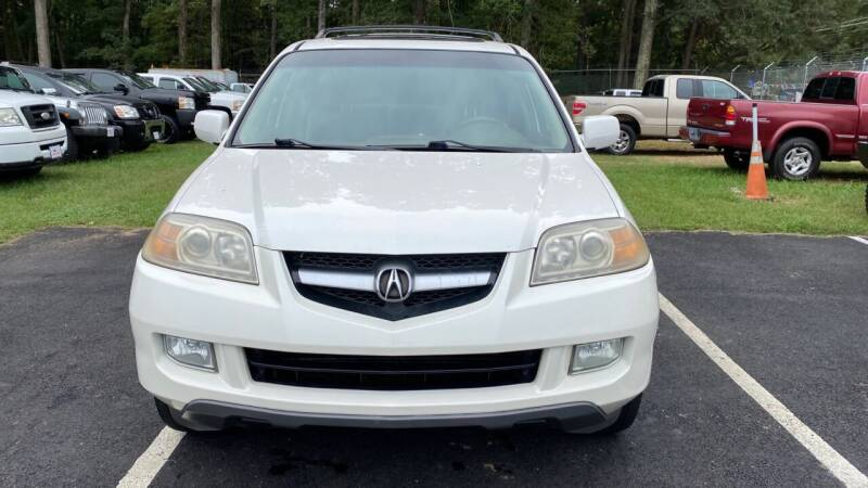 2004 Acura MDX for sale at MBL Auto Woodford in Woodford VA