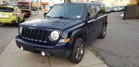 2015 Jeep Patriot for sale at Motor City in Roxbury MA